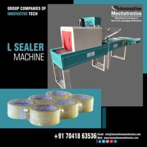 BOPP Tape L sealing Machine