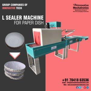 Paper Dish L Sealing Machine