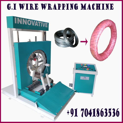 gi wire wrapping machine
