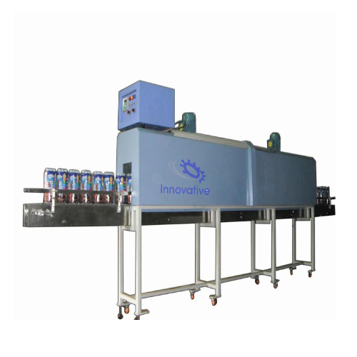 Semi Automatic PVC Shrink Sleeve Wrapping Machine Manufacturers