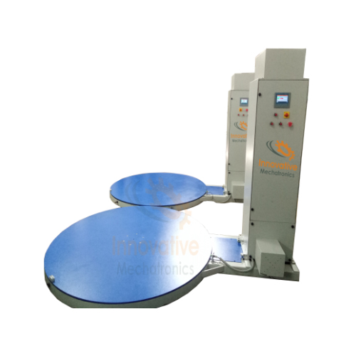 Pallet stretch wrapping machine in India
