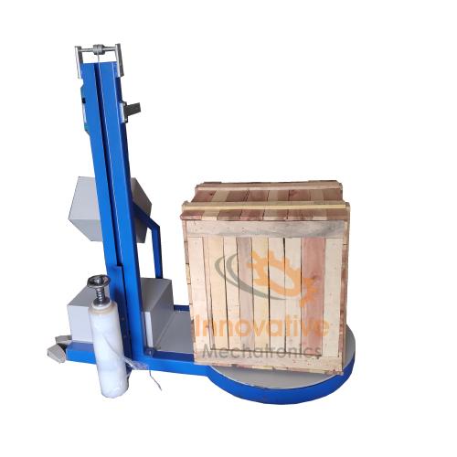 manual pallet packing machine