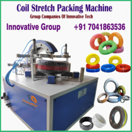 All type of coil wrapping machine