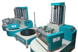 Reel wrapper machine