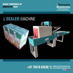 Juice Box Lsealing Packing machine