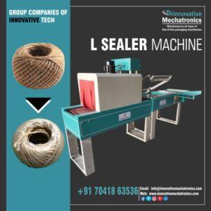 L-Sealer Machine For Textile Industrt