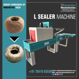 L-Sealer Machine For Textile Industrt