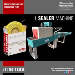 L-Sealer Machine For Wire and Cable