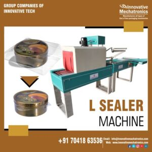 Small Box L Sealer Machine